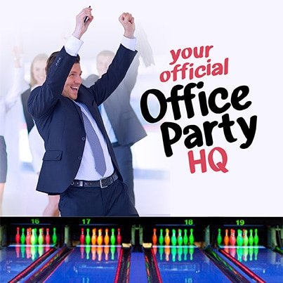 office party graphic