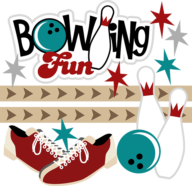 bowling fun graphic